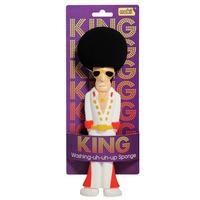 Elvis The King Washing Up Sponge