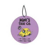 Mum's Taxi Co. Air Freshener
