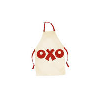 Red OXO Cotton Apron