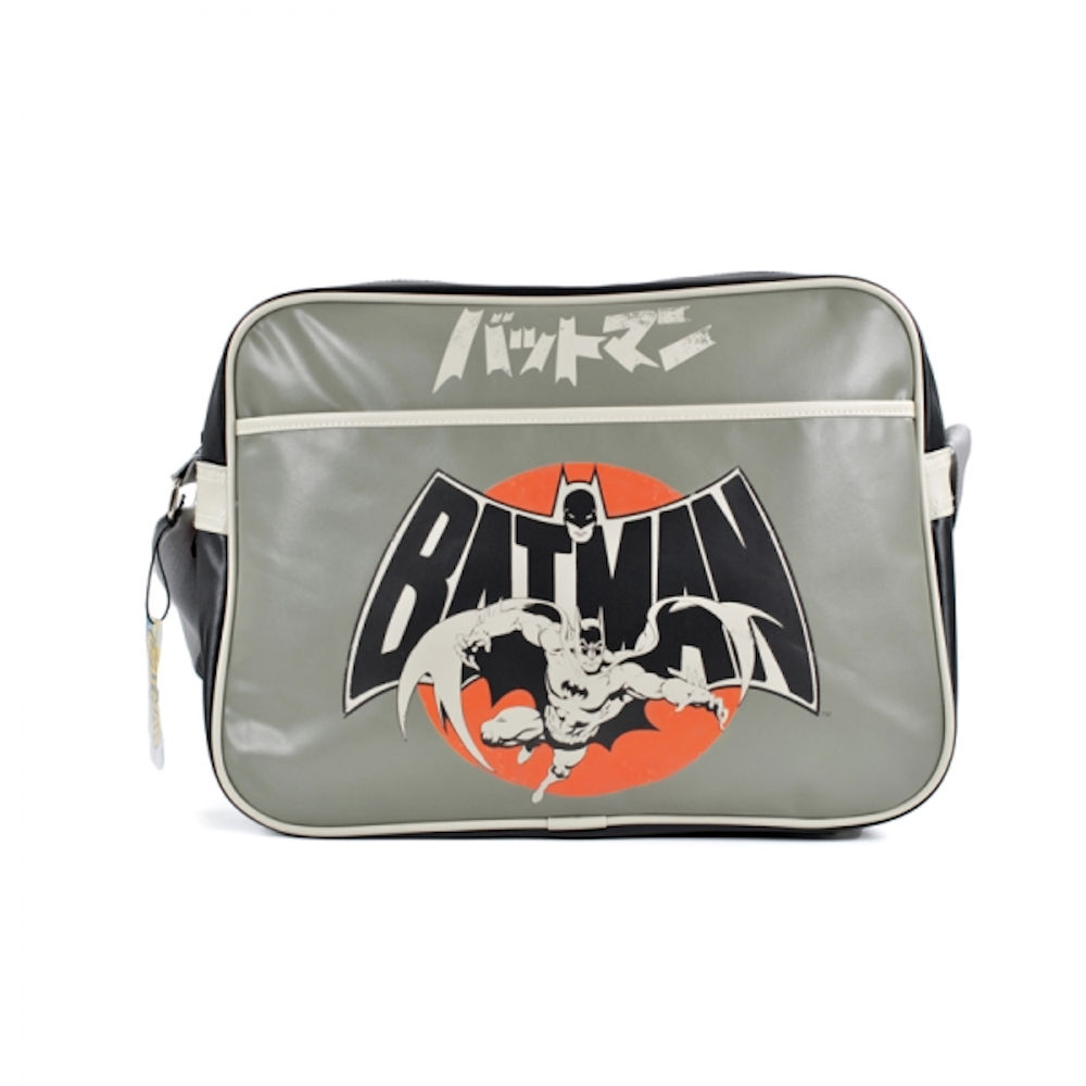 Batman Japanese Logo Shoulder Bag
