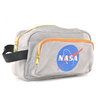 NASA Canvas Wash Bag