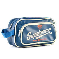 Superman Man Of Steel Wash Bag