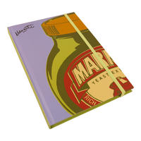 Marmite Pop Art A5 Hardback Notebook