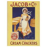 Jacob & Co's Cream Crackers Fridge Magnet