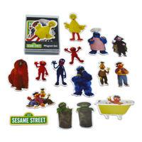 Sesame Street 15 Piece Magnet Set