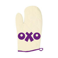 Purple OXO Logo Single Oven Glove