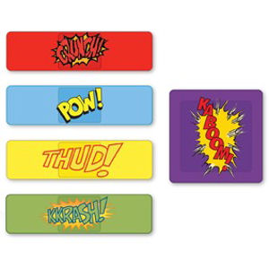 NEW SUPERMAN POW THUD CRUNCH PLASTERS IN TIN RETRO BAND FIRST AID DC COMICS KIDS