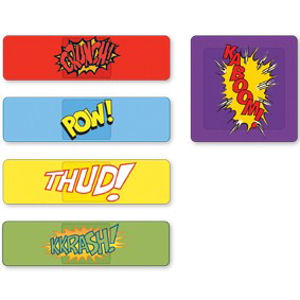 NEW WONDER WOMAN POW THUD CRUNCH PLASTERS IN A TIN RETRO BAND FIRST AID DC KIDS