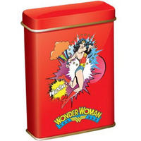 Wonder Woman Plasters In A Tin