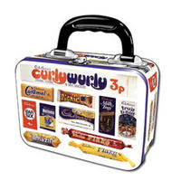 View Item Cadbury's 70s Chocolate Wrappers Tin Tote