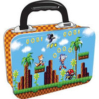 View Item Sonic The Hedgehog Tin Tote