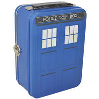 Doctor Who TARDIS Tin Tote/Lunch Box