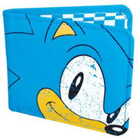 Sonic The Hedgehog Boxed Wallet