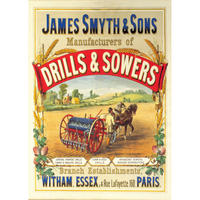 Drills & Sowers By James Smyth & Sons Postcard