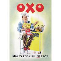Oxo Makes Cooking So Easy Postcard