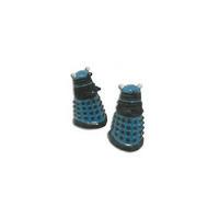 Blue Dalek Cufflinks