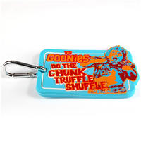 "Goonies ""Do The Chunk Truffle Shuffle"" Luggage Tag"
