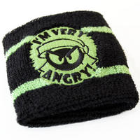 "Marvin The Martian ""I'm Very Angry"" Wrist Band"