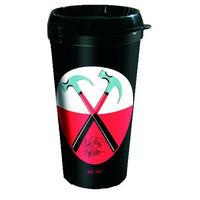 Pink Floyd Hammers Logo Plastic Travel Mug
