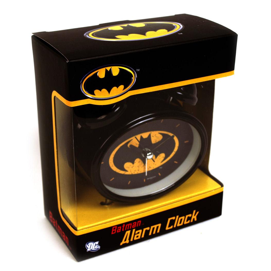 batman alarm clock. Black Bedroom Furniture Sets. Home Design Ideas