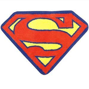 New Superman Logo Bathroom Mat Non Slip Washable Shower Novelty Rug Gift Dc Ebay