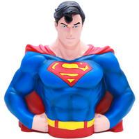 "7"" Superman Resin Bust Money Box"