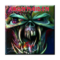 Iron Maiden The Final Frontier Fridge Magnet