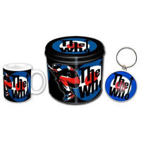 View Item The Who Logo Mug & Keyring In A Tin Gift Set