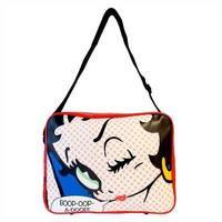 Betty Boop Pop Art Messenger Bag