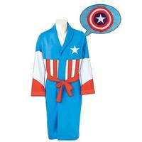 Marvel Comics Captain America Dressing Gown
