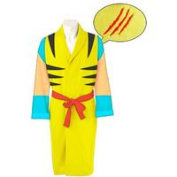 Marvel Comics Wolverine Dressing Gown