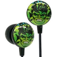 Incredible Hulk Earbud Headphones