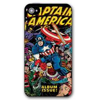 Captain America Hard Case for iPhone 5 & 5S