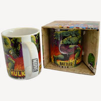 "Hulk ""Up Close"" Mug"
