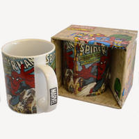 "Spiderman ""Up Close"" Mug"