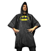 Batman Logo Waterproof Poncho