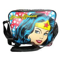 Wonder Woman Face Shoulder Bag