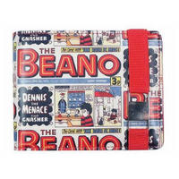 View Item Beano Comic Print Wallet