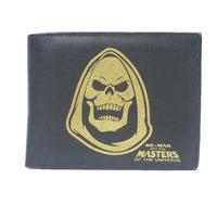 View Item Gold Skeletor Wallet