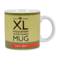Dad's Army XL Regulation Home Guard Giant Mug Thumbnail 1