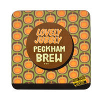 Only Fools & Horses Lovely Jubbly Peckham Brew Coaster