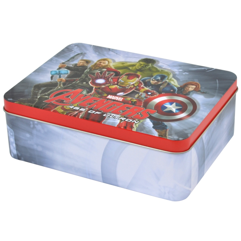 Age of Ultron Rectangular Storage Tin