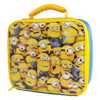 Minions Soft Insulated Lunch Bag