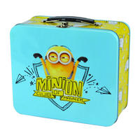 "Minions ""Club of Mayhem"" Tin Tote"