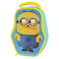 Minions Shaped Soft Insulated Lunch Bag