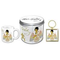View Item Elvis American Eagle Mug & Keyring In A Tin Gift Set