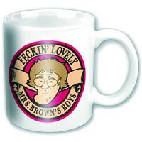 Mrs Brown's Boys Feckin Lovely Mug