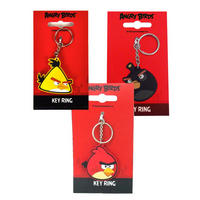 Angry Birds Keyring (Yellow) Thumbnail 2