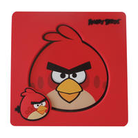 Red Angry Birds Photo Frame