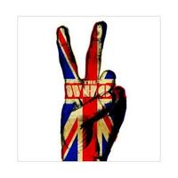 The Who (V Sign) Greeting Card